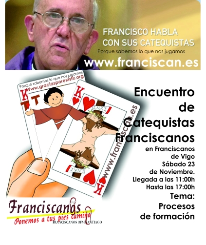 Catequistas2013franciscanos