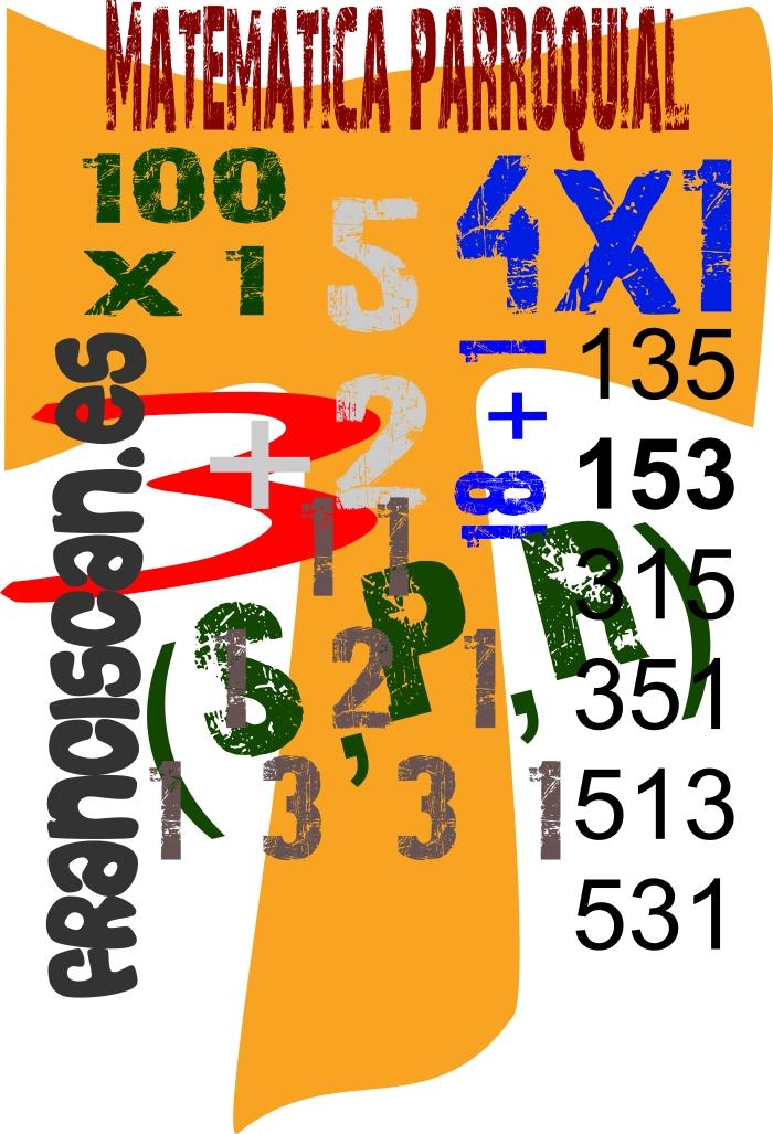 matematica parroquial