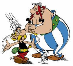 Image result for Axterix y Obelix