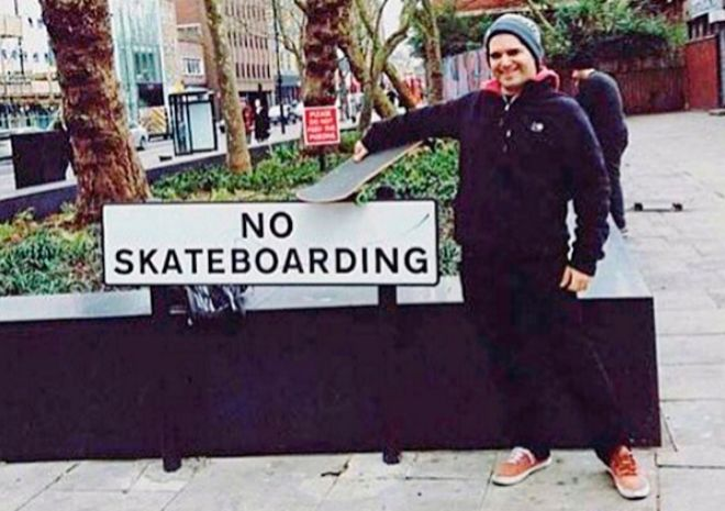 'San Ignacio' del skate: nuestro héroe en cuatro estampas definitivas